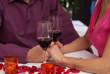Romantic classes of wine