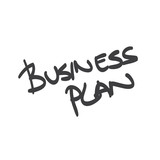 Business plan handwriting