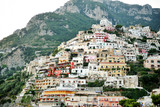 beautiful panoramic view of Positano