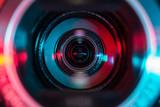 Fototapety Video camera lens