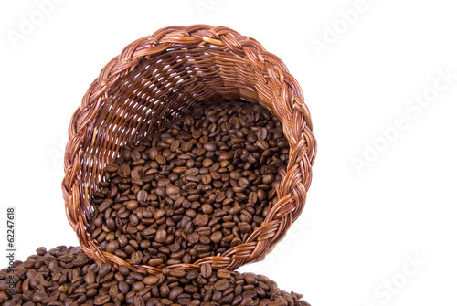 Coffee Cornucopia Front Close