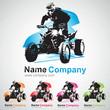 quad skate xtrem club sport logo - 62248080