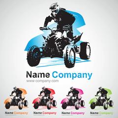 quad skate xtrem club sport logo