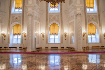 Georgievsky Hall of the Kremlin Palace, Moscow