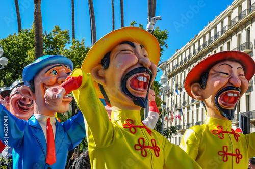 Papiers peints Carnaval carnaval de nice