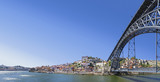 Porto - Ribeira District, Douro River and D. Luis Bridge