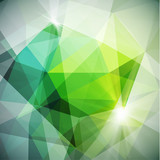 Abstract geometric  background - eps10