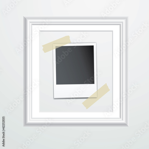 photo in frame