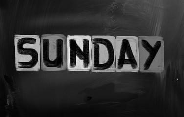 Sunday Concept