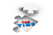 Tax time puzzle