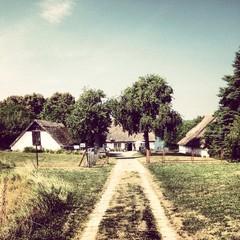 Bauernhaus auf Rügen