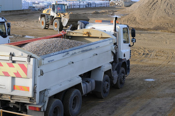 Aggregate Trucks
