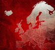 european red map