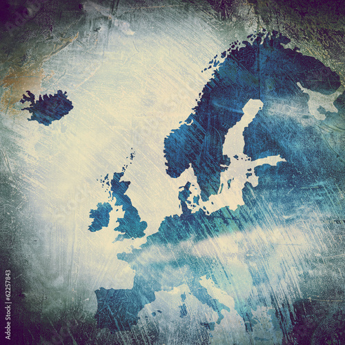 grungy europe