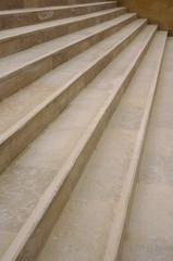 Hintergrund lange Marmortreppe