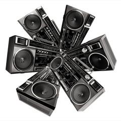 retro stereos