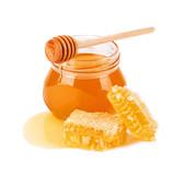Sweet Honey and honeycomb