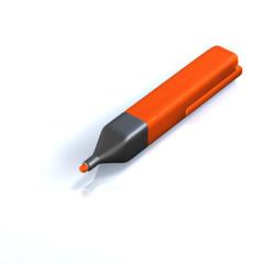 Marker Q Orange