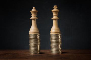 Einkommensunterschiede zwischen Mann und Frau