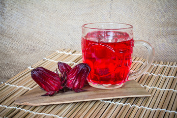 roselle Water