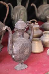 silver in Petra, jordan