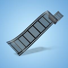 3D Iconset Filmstreifen