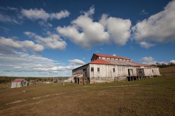 Estancia Patagonien