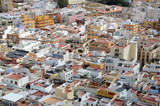 Rooftops of Almeria, Andalusia, Spain