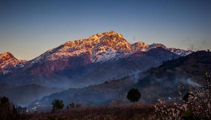 Ilam peak Swat Pakistan