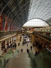 St Pancras gare Londres