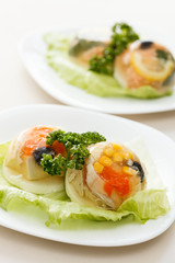 fish in aspic