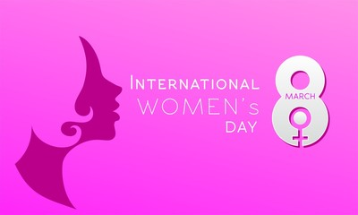 International Women's Day Pink