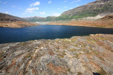 circolo polare artico ghiacciaio svartisen norvegia