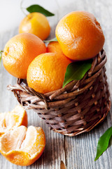 Clementines Basket