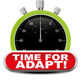 TIME FOR ADAPT! ICON