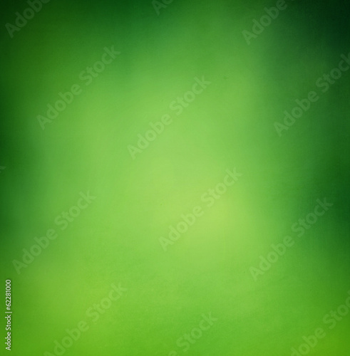 abstract green background of elegant dark green vintage grunge b