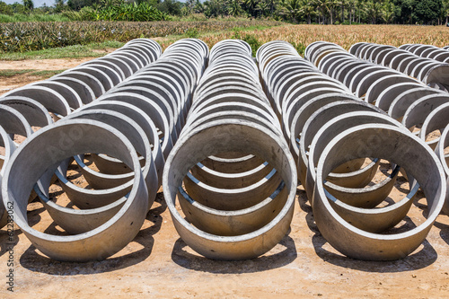 Cement pipes or Concrete pipe