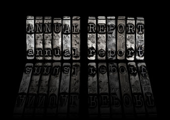 Annual Report Concept