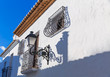 Altea old village in white typical Mediterranean at Alicante