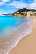 Moraira playa El Portet beach turquoise water in Alicante