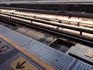 Bangkok Skytrain Track
