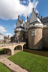 Nantes / Chateau des Ducs de Bretagne
