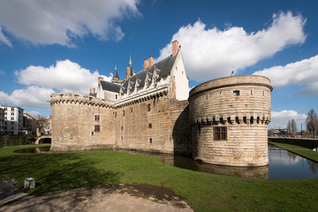 Nantes /Chateau des Ducs de Bretagne