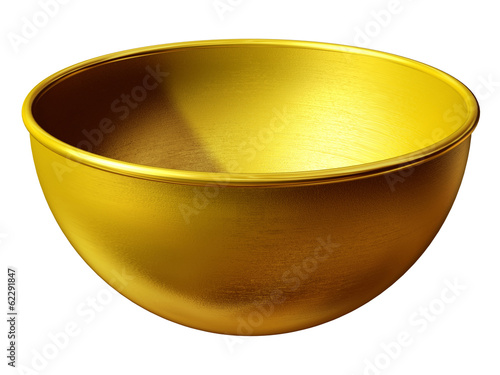 golden rice bowl