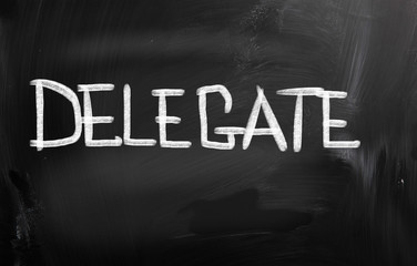 Delegate Concept