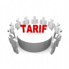 tarif, gewerkschaft, arbeitgeber,