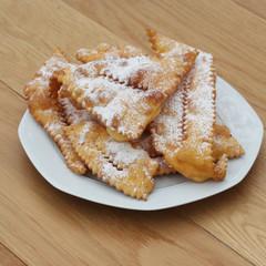 crostoli_ dolce di Carnevale