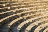 Ancient Greek-Roman amphitheater (Kourion, Cyprus)