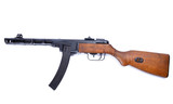 submachine gun ppsh 41