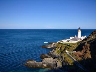 Douglas Lighthouse on the Isle of Man